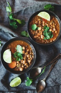 Lentil & Coconut Curry Stew
