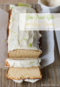 Coconut & Lime Pound Cake