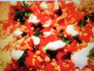 Vegan Nachos with Tofu